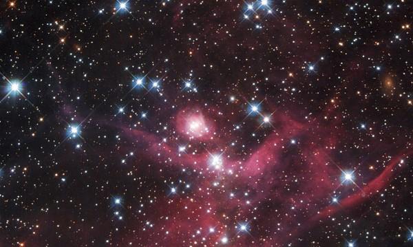 Астрономи откриха следи от космически катаклизъм
