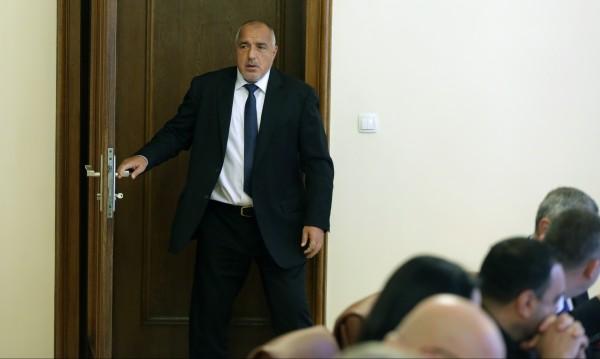 Борисов за Манолев: Ако беше споделил, оставаше!