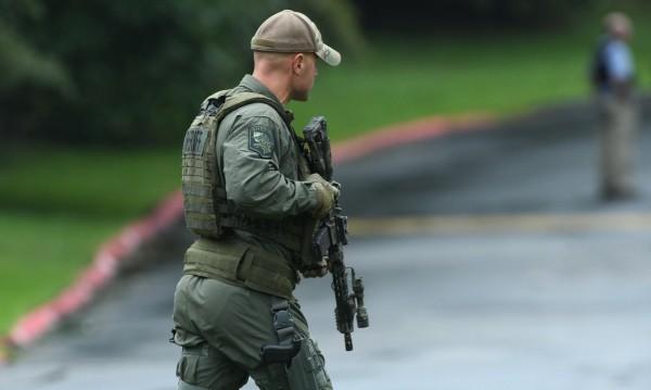 Стрелба в щата Мериленд взе няколко жертви
