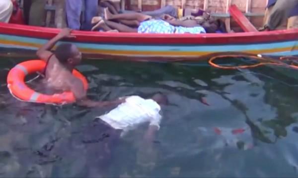 Десетки загинали при потъване на ферибот в езерото Виктория в Танзания