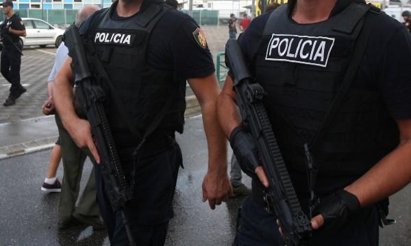 В Албания разбиха опасна криминална банда