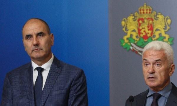 Румен Радев бил президент на БСП, а не обединител на нацията