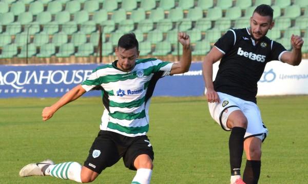 Славия победи Черно море с 2:1 като гост във Варна