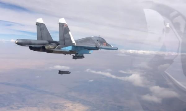 За три години: Свалени самолети, хеликоптери... Русия в Сирия