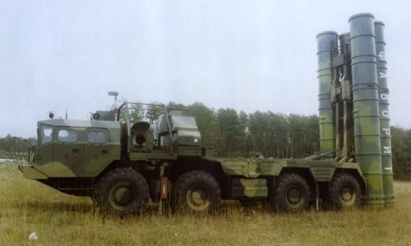 Русия доставя на Сирия противоракетна система С-300