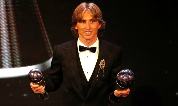 №1 на ФИФА: Лука Модрич изпревари Роналдо и Салах