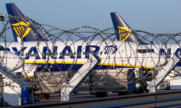 Стачка на 28 септември отменя 190 полета на Ryanair
