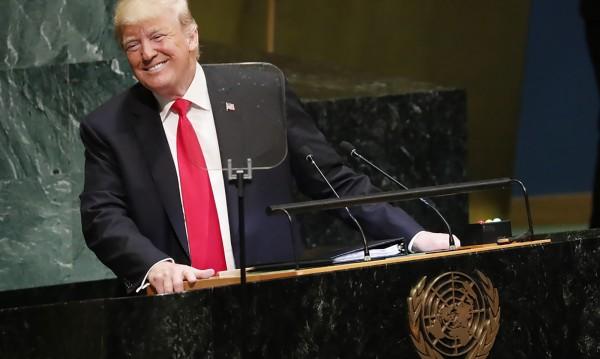 """В Кремъл щастливи! Тръмп """"забрави за Русия"""" в ООН"""