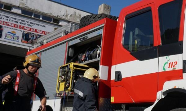 Маршрутка се запали в движение в София, няма пострадали