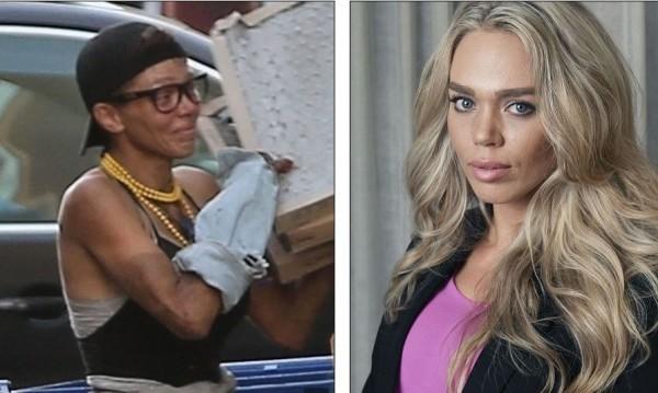 Проклятието на Холивуд: Бляскъв модел днес, бездомник-наркоман утре!