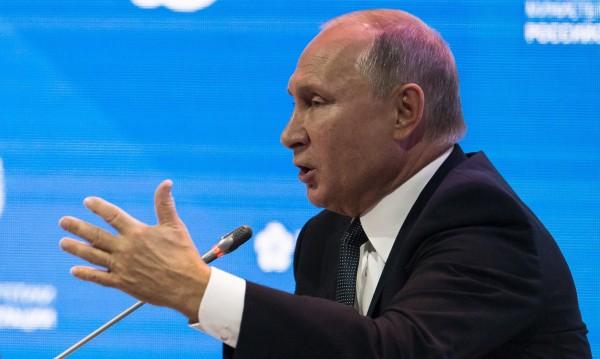 Путин за Скрипал: Той е просто измет и това е всичко!