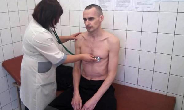 Той избра живота: Олег Сенцов прекрати гладната стачка