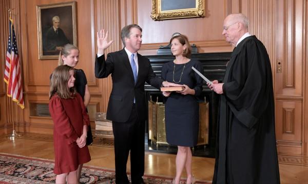 Брет Кавано – Върховният съдия, избран след ожесточена кампания