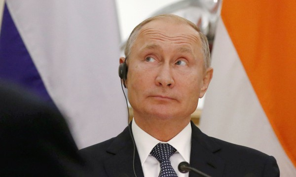 Социалното напрежение расте, рейтингът на Путин спада