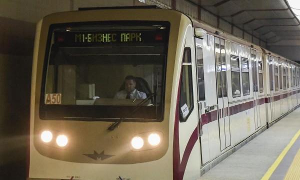 Аварията отстранена – влакчетата от метрото поеха