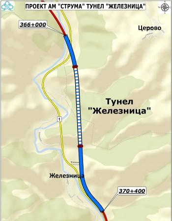 """Договор за трасе от """"Струма"""": 1,4 км = 22 млн. лева"""
