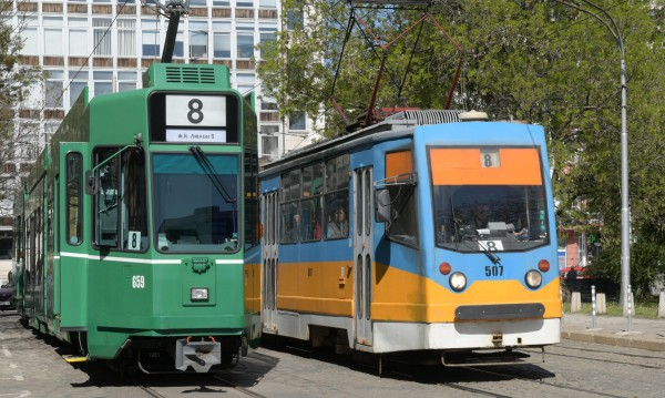 €46 млн. идват за ремонт на релсите и за нови трамваи