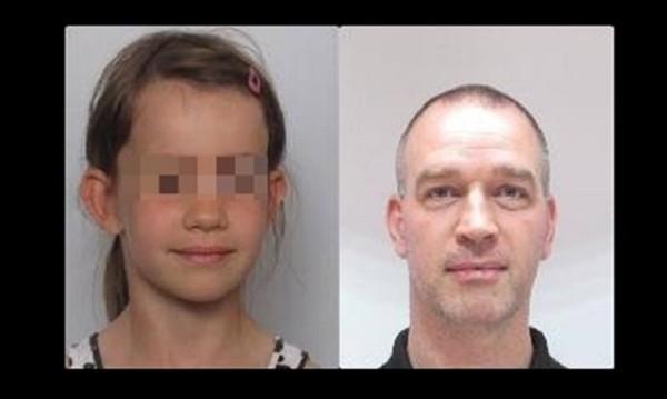 Издирват 7-годишно момиченце и баща му. От юли ги няма