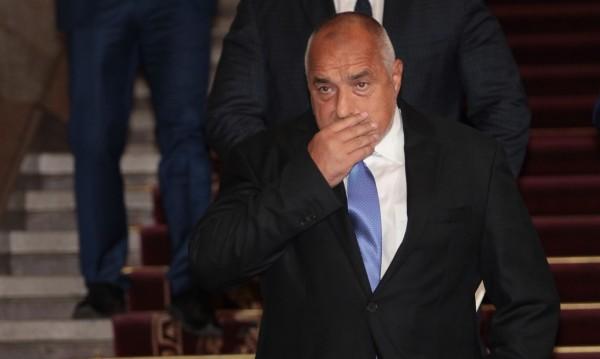 Лаконично от Борисов за Русе: Не се притеснявам!