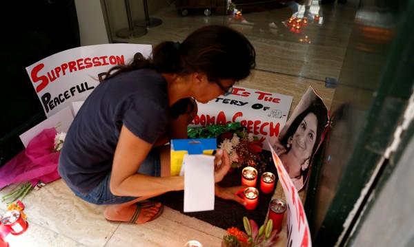 Кой искаше тя да замълчи? 1 г. от убийството на малтийската блогърка