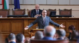 Цветанов: Вотът на недоверие няма шанс и БСП го знае