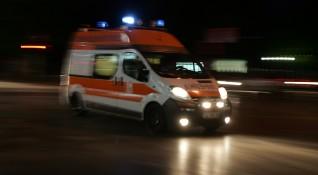 19-годишен в тежко състояние, помете го кола в Своге