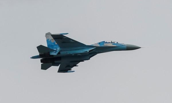 Американски пилот загинал в разбилия се украински Су-27?