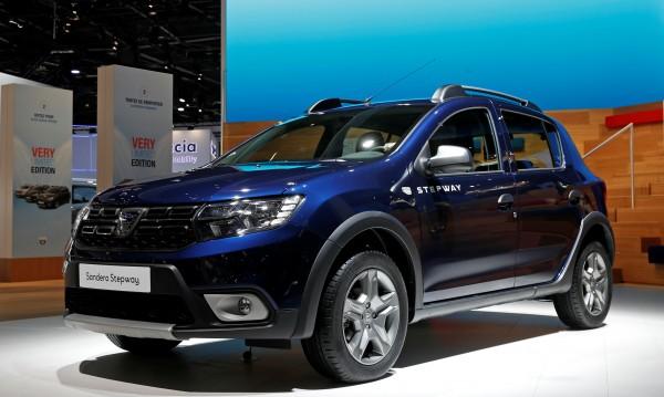 Dacia – най-продаваната марка нови коли у нас през 2018-та