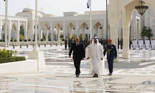 Борисов видя неизползван потенциал за връзките с ОАЕ