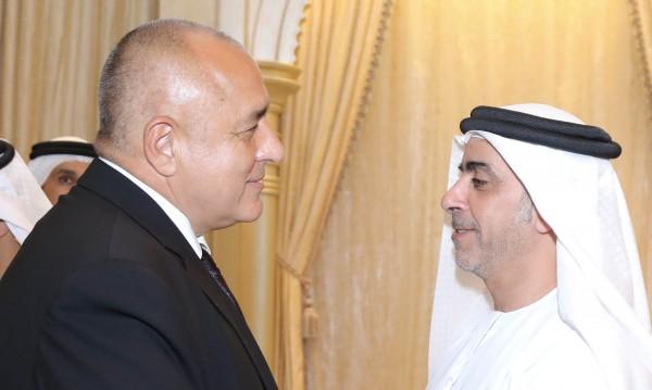 Борисов в ОАЕ: Партньорство в сигурността и борбата с терора