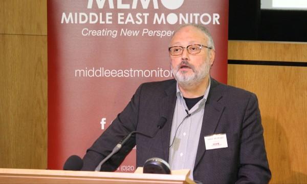 Кашоги - горд арабин, любител на историята, с идеи за проекти в Турция