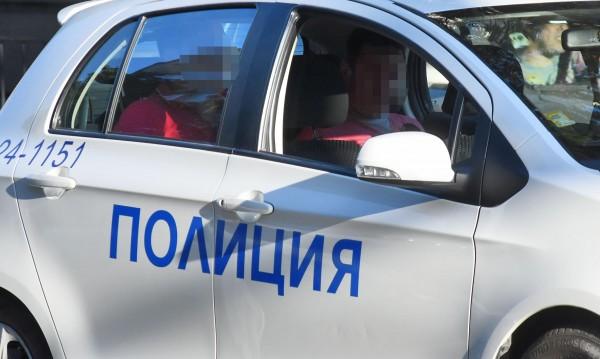 Откриха над кило хероин в бус на Капитан Андреево