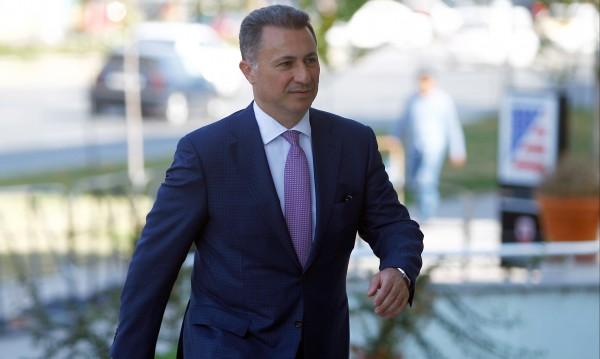 Влиза ли в Груевски в затвора, който сам откри?
