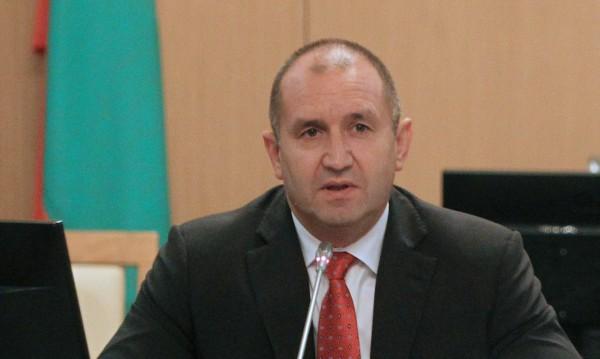 Радев за Симеонов: Безконтролната власт ражда цинизъм!