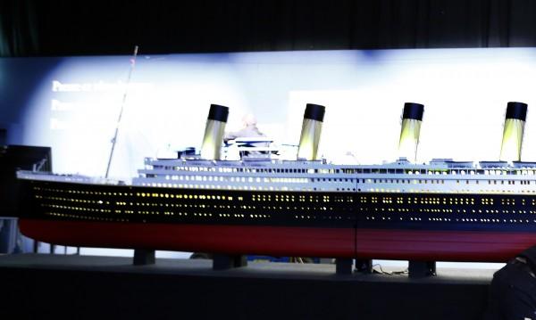 Титаник се завръща на вода през 2022-ра