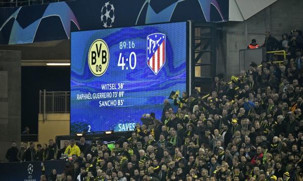 Атлетико Мадрид с рекордна загуба при Чоло Симеоне
