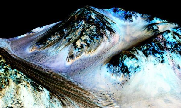 Марсианската вода е идеална! Може да съществува живот