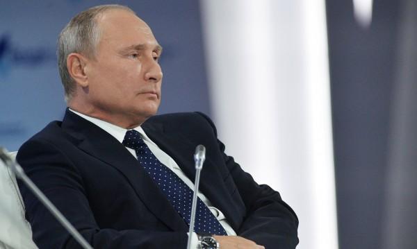 Владимир Путин: Предотвратихме 15 атентата в Русия