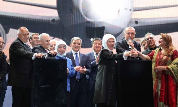 Борисов: Турция освен съсед, остава важен наш партньор!