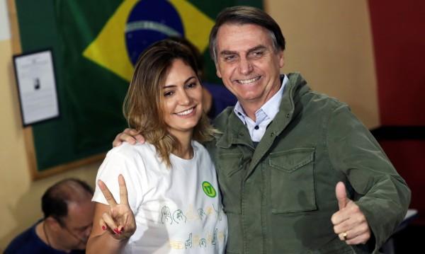 Първата дама на Бразилия – нежна, дискретна, религиозна...