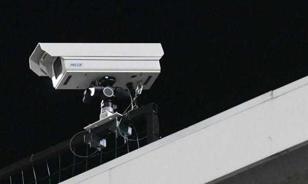 За първи пъту нас: Счупиха 6 камери за видеонаблюдение