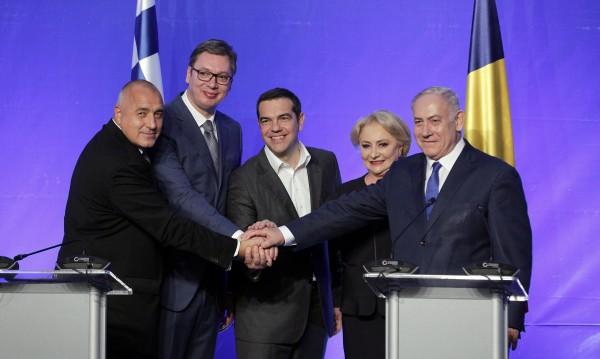 Балканите разчитат на Израел за газ, пътища, жп линии