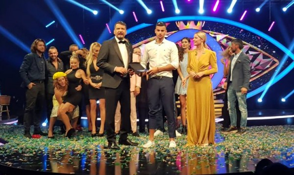 Наско Колев спечели VIP Brother, рапърът отвя уж известните