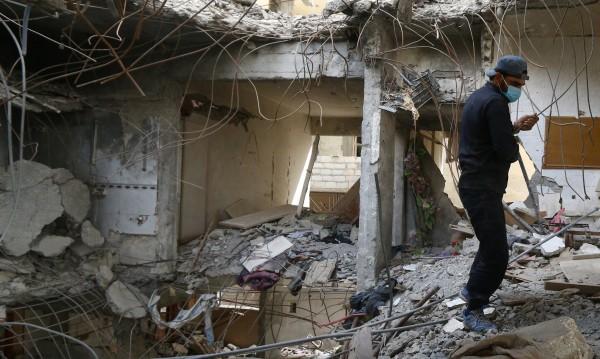 Въздушен удар срещу ИД уби поне 15 цивилни в Сирия