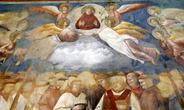 Джото се пошегувал и нарисувал дявола... в църква