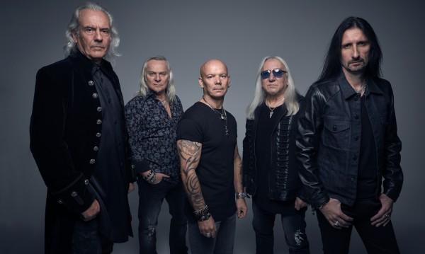 Uriah Heep ще отбележат половин век в София