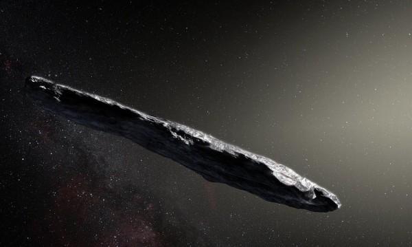 Астероидът Оумуама – сонда, пратена ни от извънземни?