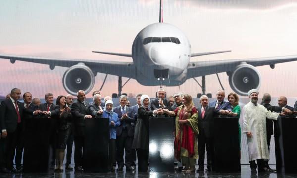 Турция призна: 30 мъртви работници на новото летище!