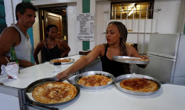 Физици за идеалната пица: Да се пече на 232°C!