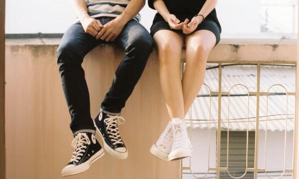 Влюбване, признаване... Етапите на връзката